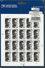 U.S. Sc. #3834 Paul Robinson Sheet #S1111 Seal By USPS SCV. $15.00 (LR538)