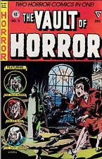 EC THE VAULT OF HORROR NUMBER 3 DEC 1990 JOHNNY CRAIG JACK DAVIS  HARV KURTZMAN