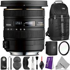 Sigma 10-20mm f/3.5 EX DC HSM Autofocus Zoom Lens for Nikon DSLR