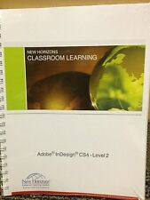 Adobe InDesign CS4 Level 2 Book
