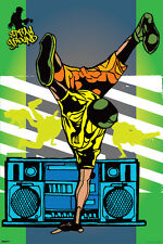 RAP MUSIC POSTER Sprayground B Boy