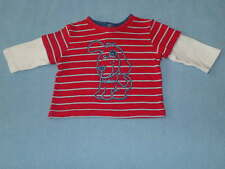 Sprout Cute Little Boys Doggy Top, Size 000