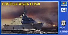 TRUMPETER® 04553 USS Forth Worth (LCS-3) in 1:350
