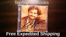SIGNED Yesterday, Today, Tomorrow The Greatest Hits by Kenny Loggins CD, new
