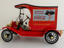 COCA COLA Ford T-Model Cargo 1/18 Motorcity Classics 449804 model T model COKE