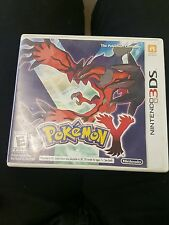 Pokemon Y (Nintendo 3DS, 2013) copia de Estados Unidos