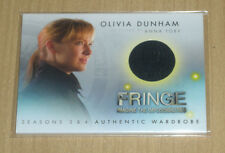 2013 Cryptozoic FRINGE Season 3/4 BINDER wardrobe Anna Torv as Olivia Dunham M27