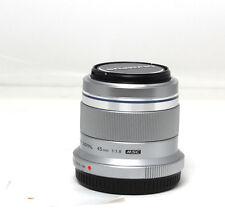 Olympus M.Zuiko ET-M4518 45mm f/1.8 AF Lens