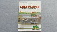 "Bachmann HO Scale Mini-People ""People At Leisure""  #42339"