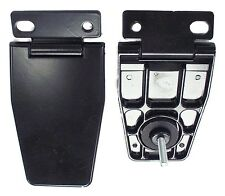 Lift Gate Liftgate Hinge Pair Jeep Wrangler TJ 1997-2006 Black 11218.03 11218.02