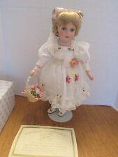 Heritage Signature Collection Bonnie Bouquet Doll  NIB