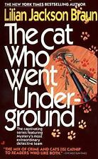 Cat Who...: The Cat Who Went Under-Ground 9 by Lilian Jackson Braun (1989,...