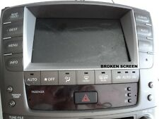 2005-2013 LEXUS IS250 350 GS300 450h LX470 ES350 GPS TOUCH SCREEN REPAIR SERVICE