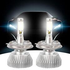 2X H4 60W 6000LM LED Light Headlight Vehicle Car Hi/Lo Beam Bulb Kit 6000k White