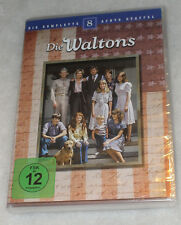 The Waltons Complete Season 8 Eighth - DVD Box Set - NEW SEALED - Region 2
