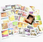 40 Different Sheets of Lomo Mini Lomography Photograph Photo Postcards Cards