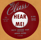 R&B REPRO: ADOLPH JACOBS – MOVE AROUND EASY/ TITANS – NO TIME - CLASS