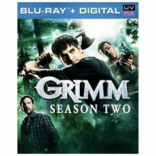 Grimm: Season 2 (BLU RAY, 5 DISC)