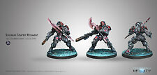 INFINITY - Sogarat Tempest Regiment (Armée Combinée) *Corvus Belli*
