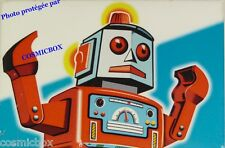 Magnet MIGHTY ROBOT aimant Robert Lesser POPCORN POSTERS science fiction mecha