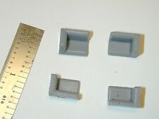 Set 4 HARD DISK ANTI VIBRATION AND NOISE ISOLATION FEET