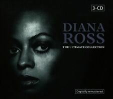 Ultimate Collection [3CD/32bit Remastered] [Digipak] by Diana Ross (CD, 2003,...