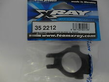 PARTS NEW XRAY  XB808 352212 Composite Caster Block 10deg Right