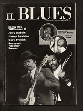 IL BLUES 37/1991 JIMMY DAWKINS BOOBA BARNES TOM POMPOSELLO JERRY McCAIN PRIMICH
