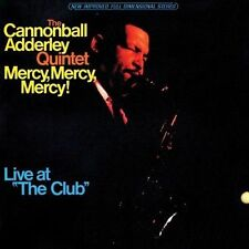Mercy Mercy Mercy: Live at the Club [Limited Edition] by Cannonball Adderley...