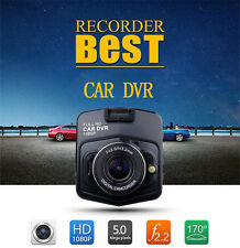 "Full HD 2.4"" Car DVR Camera Dash Cam Recorder Night Vision G-sensor Black"