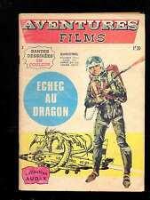 Aventures Films n°3 Arédit collection Audax (format intermédiaire) 1971