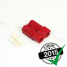 alpha Racing Red Anderson Plug BMW S1000RR (2010-, 2015-)