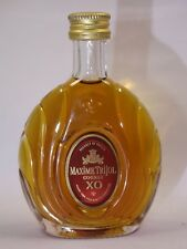 Cognac Maxime Trijol XO 50 ml 40% mini flaschen bottle miniature bottela