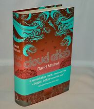 David Mitchell - Cloud Atlas - SIGNED First Edition First Printing