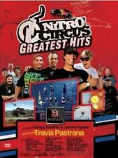 TRAVIS AND THE NITRO CIRCUS 8 - GREATEST HITS - FMX/MX DVD