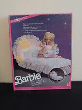 BARBIE Accessoire #5620 PINK MAGIC Bed Lit de Rêve Vintage Poupée Doll Mattel