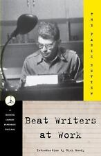 Beat Writers at Work (Modern Library) by Review, Paris, Moody, Rick