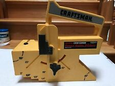 SEARS CRAFTSMAN FENCE GUIDE SYSTEM 932371 FOR TABLE SAWS, MADE IN USA