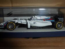 Spark 1:43 Valtteri Bottas Williams Mercedes FW36 # 77 Australian GP F1 2014