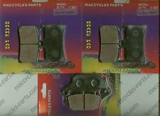 Yamaha Disc Brake Pads YZF-R6/6S 2003-2014 Front & Rear (3 sets)