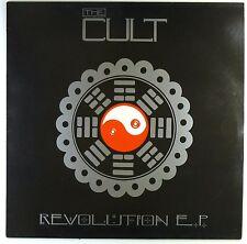 """12"""" LP-THE CULT-rivoluzione E.P. - a4494-Slavati & cleaned"""