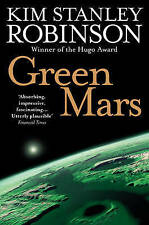 Green Mars, Robinson, Kim Stanley, Very Good condition, Book