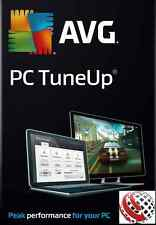 AVG PC TuneUp ® 2016 digital download + product key 3 pcs/laptop for 1 year! pc
