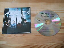 CD Punk Aggrolites - The Sufferer (1 Song) Promo HELLCAT