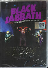 BLACK SABBATH Live Gathered In Their Masses 2003 MALAYSIA DELUXE CD + DVD SET