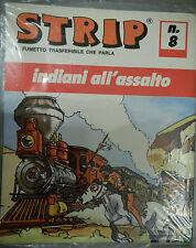 (PRL) INDIANI ALL' ASSALTO TRASFERELLO 1970 TOY STRIP FUMETTO TRASFUMETTO INDIAN