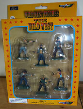 Britains Wild West Cowboys Set Nr. 1, 52013, Maßstab 1:32