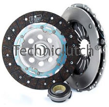 3 PIECE CLUTCH KIT FOR SEAT IBIZA 1.9 TDI 1.8 T 20V CUPRA 97-02.