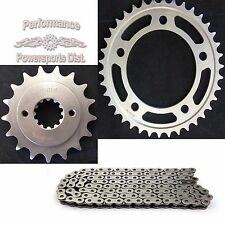 HONDA VT750 RS SHADOW SPROCKET & O-RING CHAIN SET 17/38 2010-2013 SLV