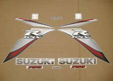 GSX-R 750 2009 full decals stickers graphics kit set k9 autocollants adhesivos